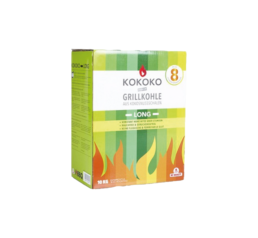 McBrikket KoKoKo Long Tubes 10 kg / Wokkels Deal