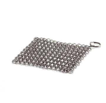 Petromax Petromax Chain Mail Scrubber / Cleaner stainless steel