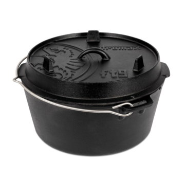 Petromax Petromax 9Quarts / 7,5 Liter Dutch Oven without legs
