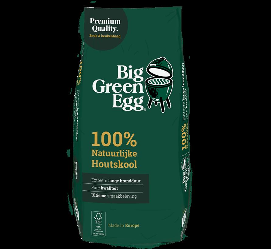 Big Green Egg Houtskool / Aanmaakblokjes Deal 9 kg