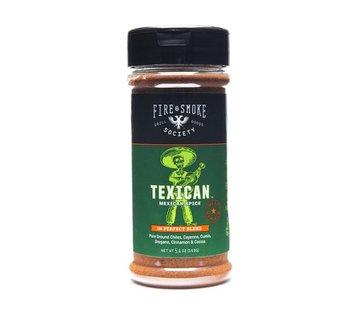 Fire&Smoke Fire&Smoke Texican Mexican Spice Blend 5.4 oz