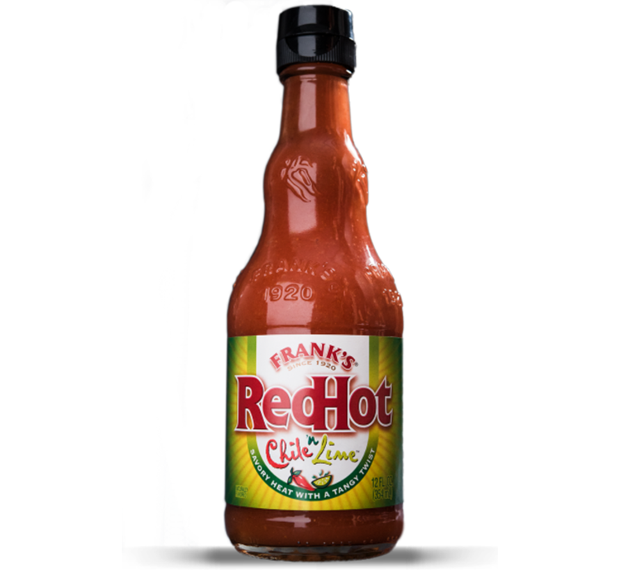 Frank's Red Hot Chilli 'n Lime Sauce 5.2oz