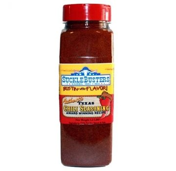 SuckleBusters Sucklebusters Texas Style Chili Seasoning 1.2 Lb