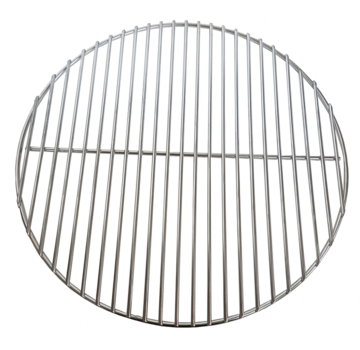 Auspit Stainless Steel (201 Grade) BBQ Grate for Kamado and Kogel BBQ's Ø 46.5cm