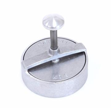 Vuur&Rook Aluminium Hamburgerpers Ø 150mm