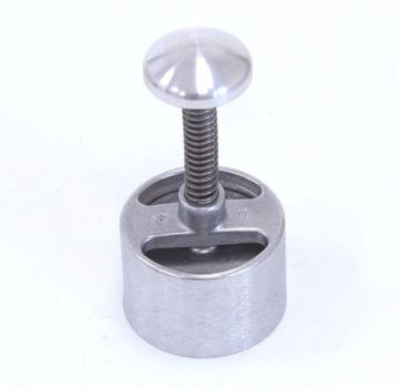Adelmann Aluminium Burger Press Ø 75mm