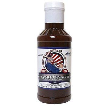 Code 3 Spices Code 3 Gewürze Patriot Original BBQ Sauce 18 oz