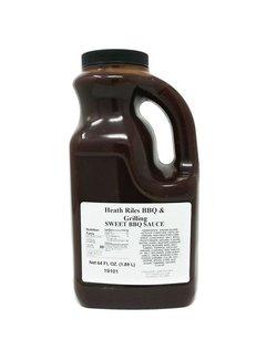 Heath Riles Heath Riles BBQ Sweet BBQ Sauce 1/2 Gallon