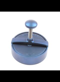 Vuur&Rook Aluminium Blueline Hamburgerpers Ø 150mm