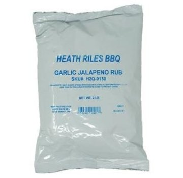 Heath Riles Heath Riles Garlic Jalapeno Rub 2 lb