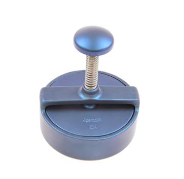 Vuur&Rook Aluminium Blueline Hamburgerpers Ø 125mm
