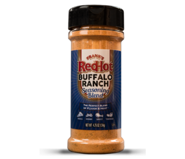 Frank's Red Hot Frank's Red Hot Buffalo Ranch Seasoning Blend 4.7oz