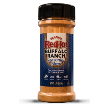 Frank's Red Hot Frank's Red Hot Buffalo Ranch Seasoning Blend 4.7oz