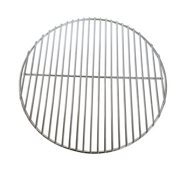 Stainless steel (316 Grade) BBQ Grate for Kamado and Kogel BBQ's Ø 46.5cm