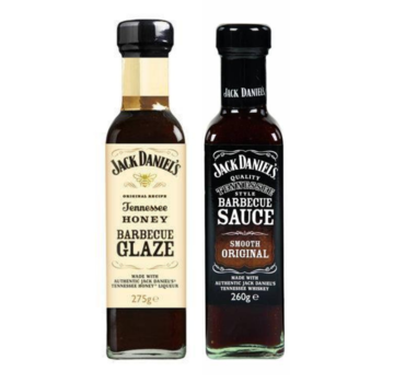 Jack Daniel's Jack Daniels Honey BBQ & Smooth Original  Glaze Deal