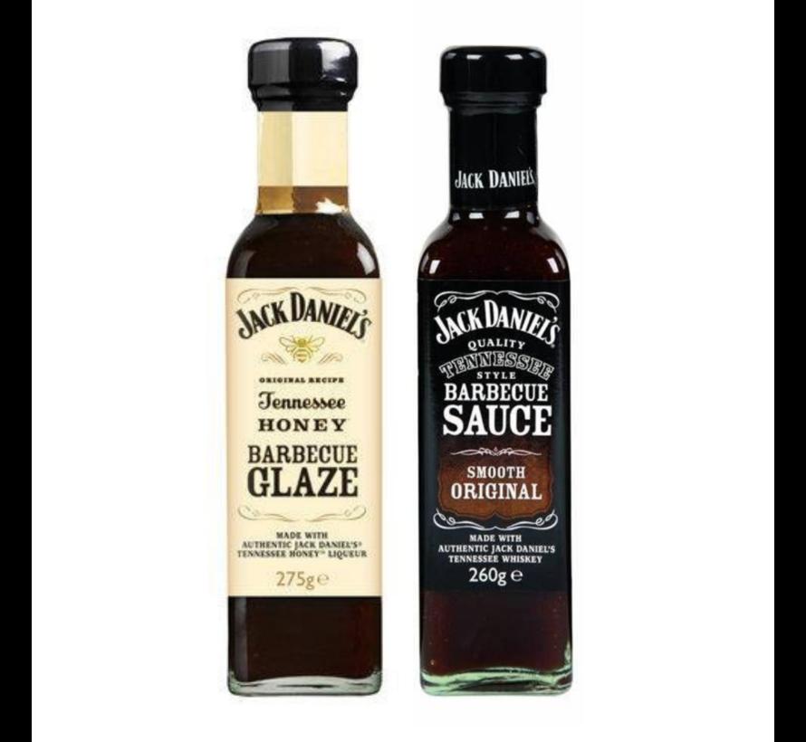 Jack Daniels Honey BBQ & Smooth Original  Glaze Deal