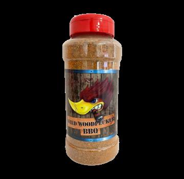 Wild Woodpecker Wild Woodpecker Wild Smoke BBQ Rub XL 600 grams