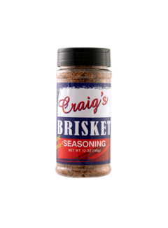 Craig's Craig's Brisket Seasoning 12 oz