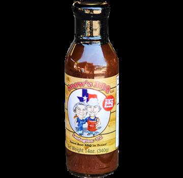Craig's Snow's Original BBQ Sauce 14 oz