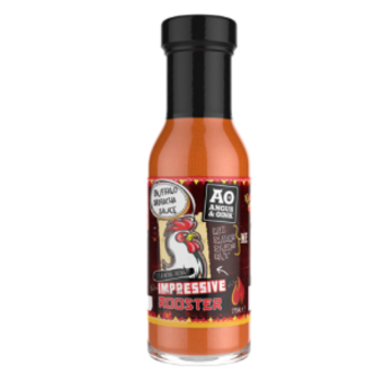 Angus & Oink Angus&Oink Impressive Rooster Buffalo Sriracha 295 ml