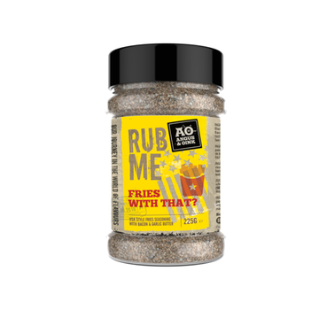Angus & Oink Angus&Oink (Rub Me) Fries With That? Fries Seasoning 200 gram