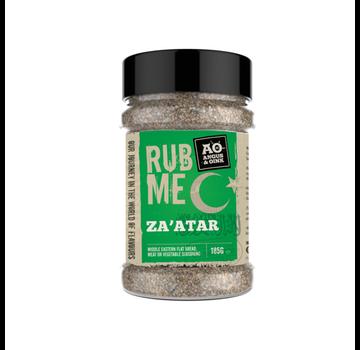 Angus & Oink Angus & Oink (Rub Me) Za'atar Seasoning 200 grams