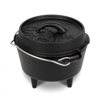 Petromax Petromax 1Quarts / 0.93 liter Dutch Oven With 3 Legs