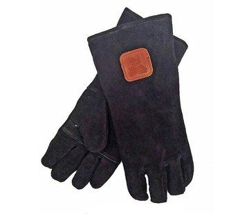 Dagdeal: Tough Grilling / Vuur&Rook Hittebestendige Lederen Handschoenen
