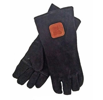 Tough Grilling / Vuur&Rook Heat Resistant Leather Gloves