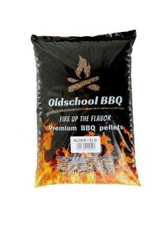 Oldschool Oldschool BBQ Pellets Alder 9 kg