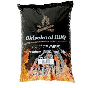 Oldschool Oldschool BBQ Pellets Oak 9 kg