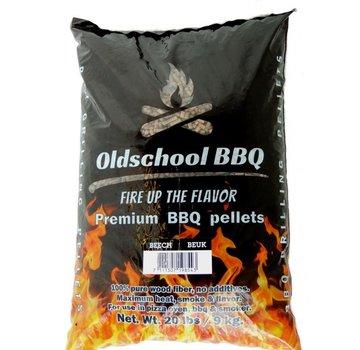 Oldschool Oldschool BBQ Pellets Buche 9 kg