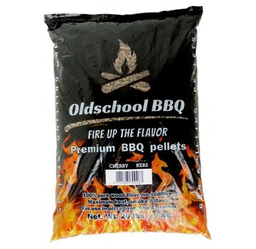 Oldschool Oldschool BBQ Pellets Kersen 9 kg