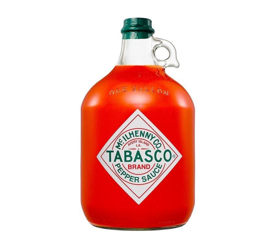 Tabasco Pepper Sauce Red 1 Gallon