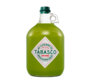 Tabasco Green Pepper Sauce Mild 1 Gallon