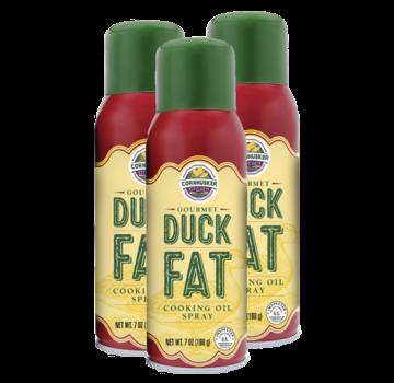 Duck Fat Duck Fat Spray Bottle 3 Pieces