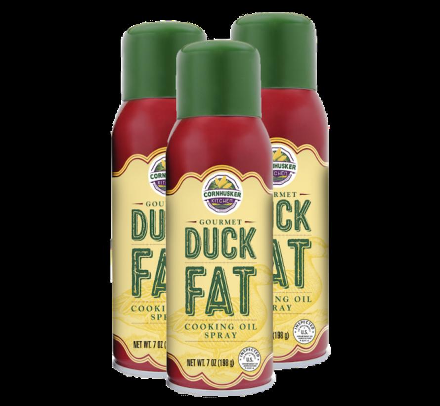 Duck Fat Spray Bottle 3 Stuks