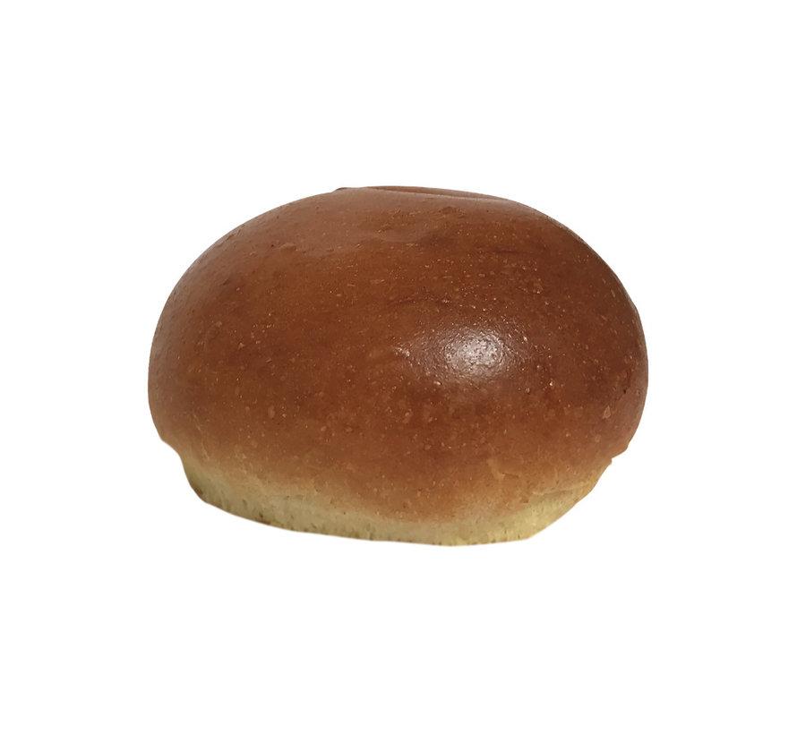 "Burger Bun Glazed Brioche Bun 4,5"" x 45"