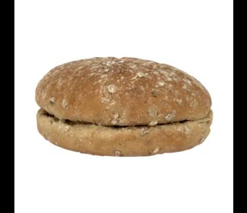 LA Food Burger Bun Bier Bun (Irish Stout) 12,5cm 6x8st