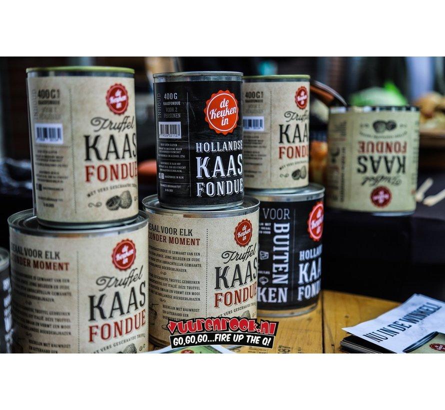 Hollandse Kaasfondue Deal 750 + 400 Gram