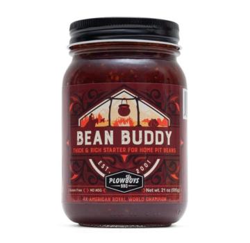 Plowboys Plowboys Barbecue Bean Buddy 21oz