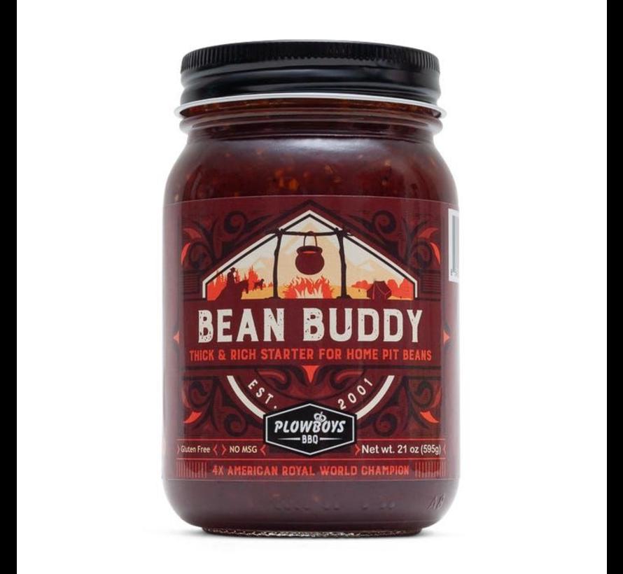 Plowboys Barbecue Bean Buddy 21oz