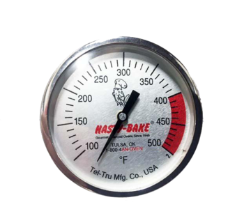 Hasty Bake Hasty Bake Hood Thermometer