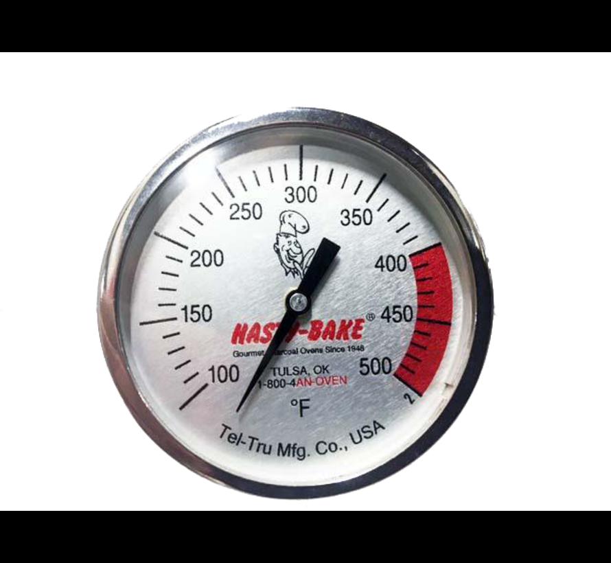 Hasty Bake Large BI-FOLD Thermometer