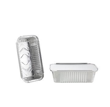 Vuur&Rook Vuur&Rook Aluminium Herbruikbare Marinade Bakjes 10 stuks