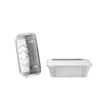 Vuur&Rook Vuur&Rook Aluminium Marinade Pans 10 pieces 3 x 10 Pieces Deal