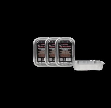 Vuur&Rook Vuur&Rook Aluminium Drip Pan 3  x 10 stuks Deal