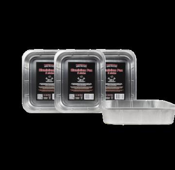 Vuur&Rook Vuur&Rook Aluminium Drip Pan 3 x 5 stuks Deal