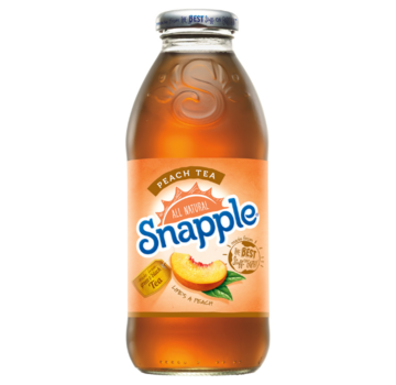 Snapple Snapple Peach Iced Tea