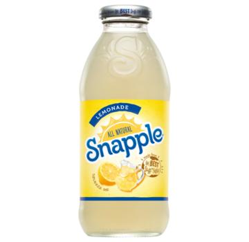 Snapple Snapple Lemonade